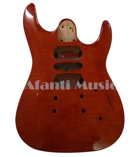 Afanti Music DIY guitar DIY Electric guitar body (ADK-017) afanti music diy guitar diy electric guitar body adk 022
