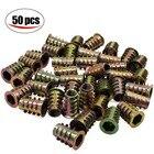 50PCS M8 Threaded In...