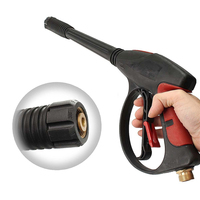 4000PSI High Pressure Power Washer Spray Nozzle Water Jet Wand Attachment Cleaning Tool with 5 New Nozzles