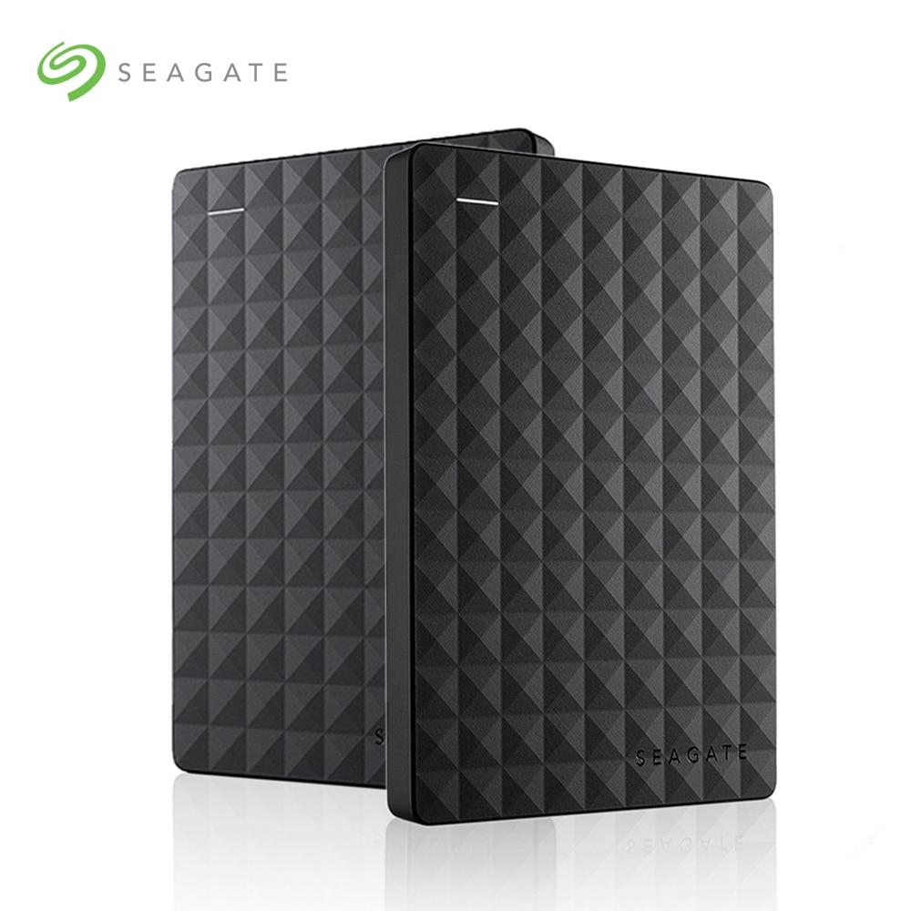 Seagate Expansion HDD Drive Disk 4TB 2TB 1TB 500GB USB3 0 External HDD 2 5 Portable