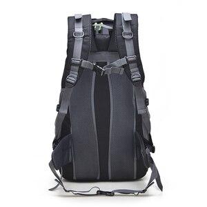 Image 4 - กระเป๋าเป้สะพายหลังอัศวิน50L Camping Hikingกระเป๋ากันน้ำท่องเที่ยวกระเป๋าเป้สะพายหลังMochila Trekkingกีฬาปีนเขา