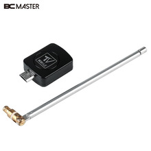BCMaster Micro USB DVB-T Digital TV Tuner Receiver For Android Smartphone Tablet PC