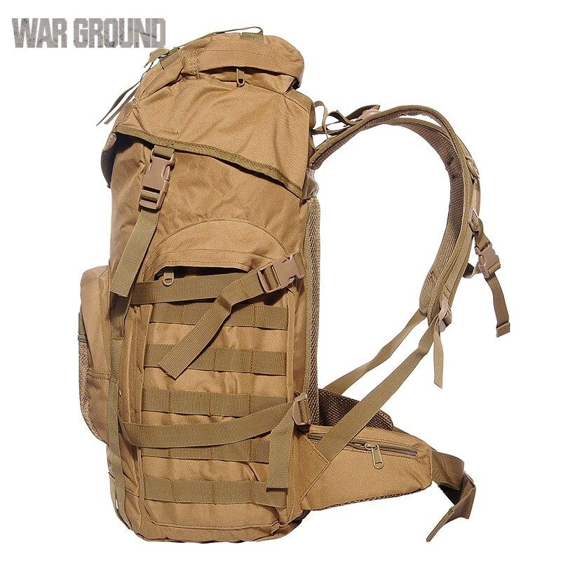 Sac à dos tactique pour hommes sac à dos tactique camouflage grande capacité sac à dos de marche - 4