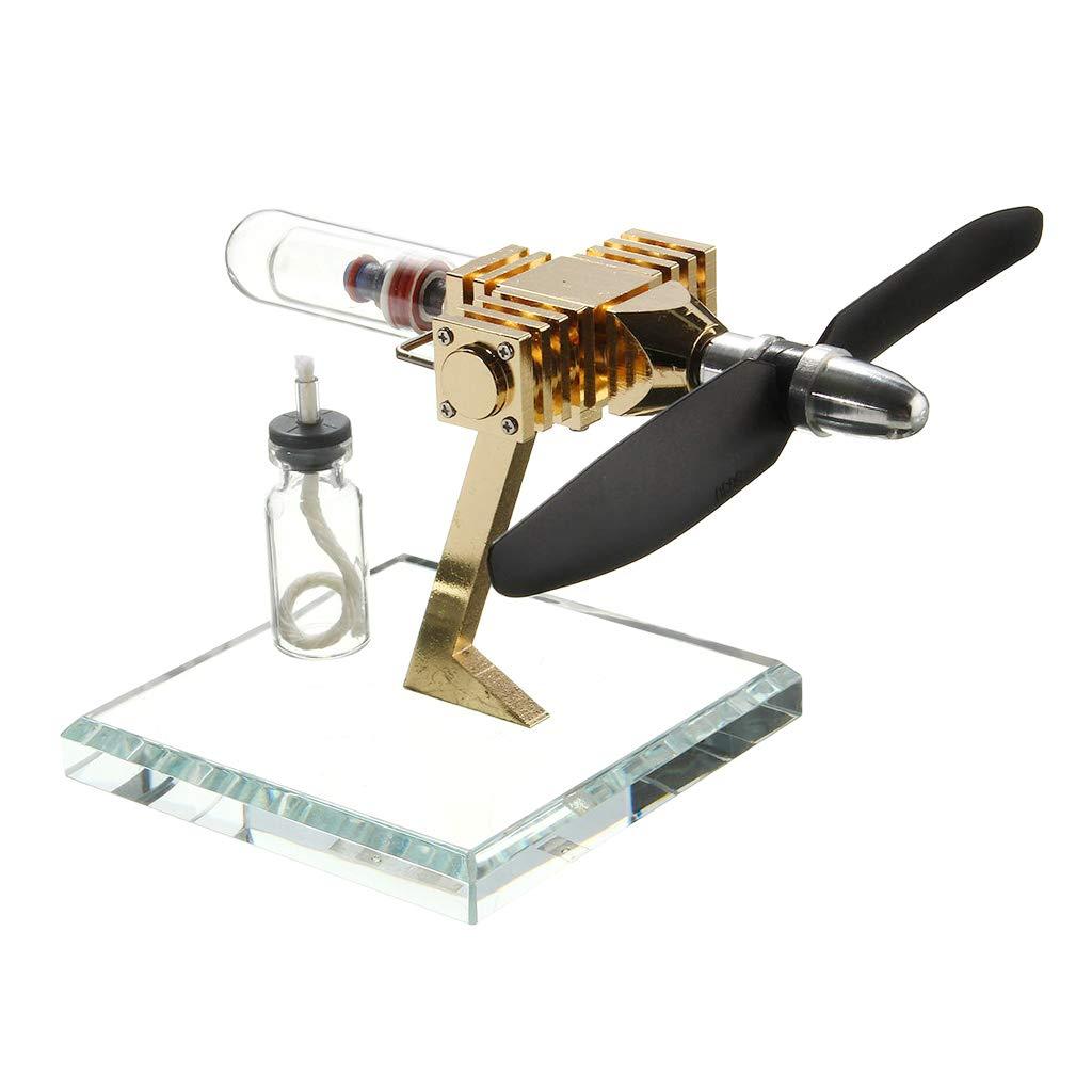 Avions Stirling générateur de moteur kit de maquette Expérience Physique Équipement Scientifique jouets éducatifs cadeaux pour les Enfants Enfants