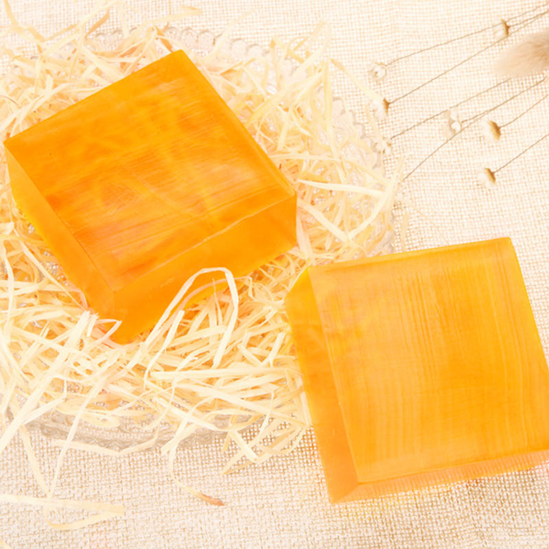 Honey Extract Moisturizing Handmade Soap Deep Cleaning Brighten Skin tone Face Care Improve the Pores Beauty Health Soap