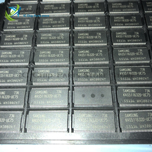 10 шт./лот K4S511632D-UC75 K4S511632D TSOP-54 64M SDR чипы памяти