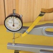 Инструменты для скрипки/гитары, высокое качество скрипки/гитары толщина измерения инструменты циферблат индикатор прямые продажи с фабрики