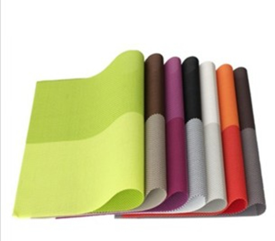 1463 creative table mat PVC mat-character plate mat Bowl pad 0.08