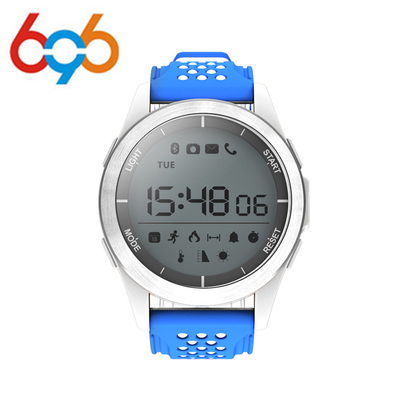 Smart <font><b>Watch</b></font> NO1 F3 IP68 Waterproof Sleep Monitor Pedometer Sport <font><b>BT</b></font> SmartWatch iOS Android Aug11 Professional Drop Shipping image