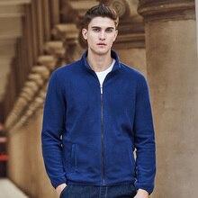 Pioneer camp clothing sólidos dos homens da marca outono inverno camisolas quentes de lã grossa moletom com capuz masculino top quality causal moda 622202(China (Mainland))