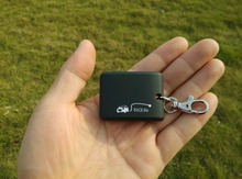 PersonalMate 860Lite Keychain GPS Recorder Data logger 66 channels mini GPS receiver  Geo-photo shows tracks on Google Map