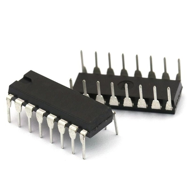 1pcs/lot PCF8591 PCF8591P DIP-16 In Stock