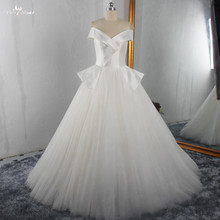 yiaibridal RSW1481 2019 Simple Floor Length Wedding Dress