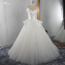yiaibridal RSW1481 2019 Simple Floor Length Wedding Dress