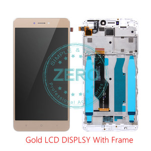 Image 4 - اختبار شاشة LCD + الإطار ل شاومي Redmi نوت 4 النسخة العالمية شاشة تعمل باللمس LCD محول الأرقام Redmi نوت 4 أنف العجل 625 أجزاء
