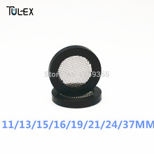 Rubber O Ring 10PCS 11/13/15/19/21/24/37MM Rubber Gasket with Net Shower Head Filter Plumbing Hose Seal Faucet Replacement Part