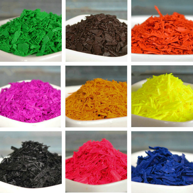 DIY Handmade Candle Wax Dye Pigments Aromatherapy Nature Vetetable ...