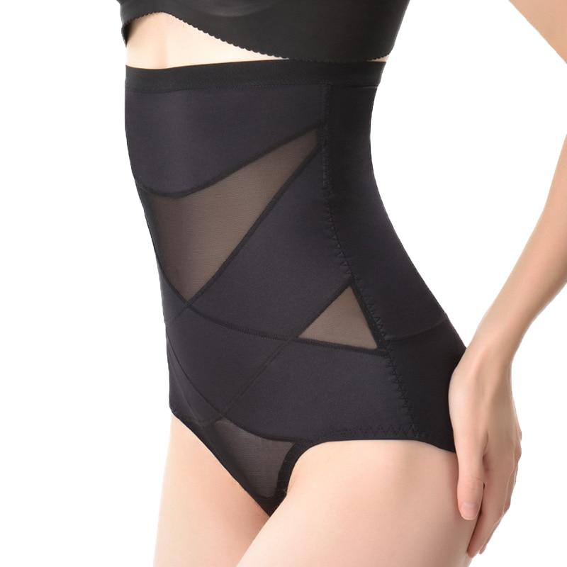45d0541d0a81 Lingerie Control Panties Waist Trainer Sexy Bodysuit Body Shaper Corset  Shapewear Slimming Briefs Butt Lifter Women Underwear