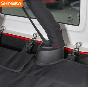 Image 4 - SHINEKA 4 דלתות רכב Trunk כיסוי זנב דלת בורג אבזם לפרק לפרק לרדת כלי Remover עבור ג יפ רנגלר JK 2007 +