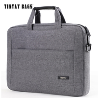 TINYAT Men Briefcase 14 15 6 Inch Laptop For Man Male Business Laptop Case Handbag Messenger