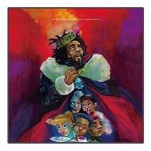 J Cole лес холмы диск альбом Обложка музыка Искусство Шелковый плакат домашний декор 12x12in гостиная Настенный декор L-W подарок 24x24