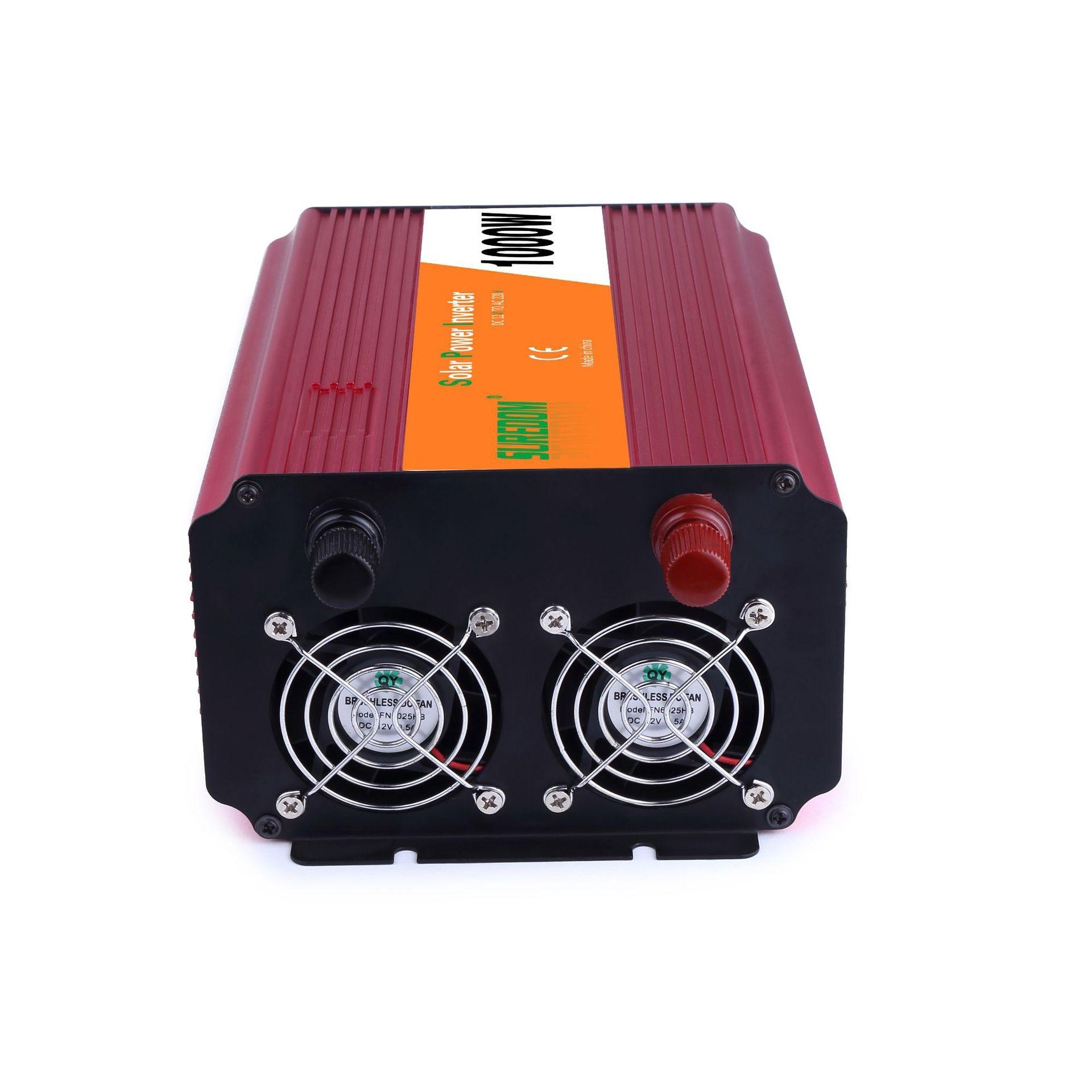 Напряжение переменного тока 110 В/100 В до 220 В трансформатор с защитой от выключателя компактный дизайн только 750 г - 5