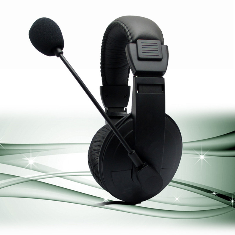 DOITOP Wired Earphone Music Headset For Computer Games PC Cellphones mp3 mp4 Professional Stereo Headphone With Microphone A3 rock y10 stereo headphone earphone microphone stereo bass wired headset for music computer game with mic