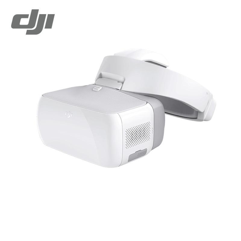 DJI Goggles FPV VR Glasses for DJI Mavic Pro Fly Phantom 4 pro Inspire Drone Quad Copters Intelligent Flight dji аккумулятор 4s1p для квадрокоптера phantom 4 pro 5870mah