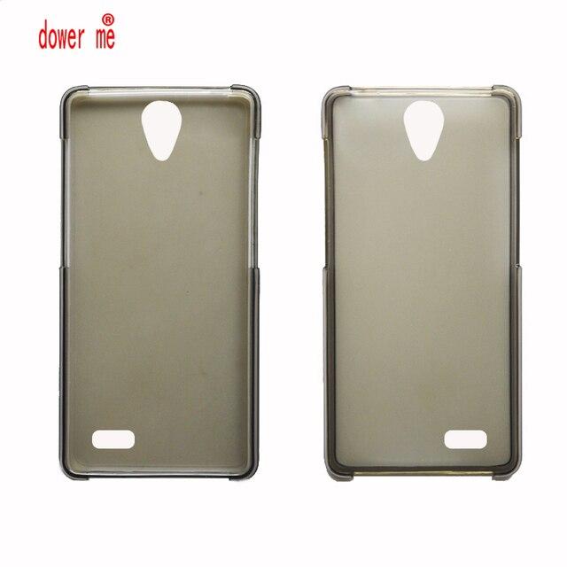 Funda protectora de TPU suave dower me para SmartPhone DEXP Ixion ES1050