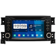Winca S160 Android 4.4 System Car DVD GPS Headunit Sat Nav for Suzuki Grand Vitara 2005 – 2014 with Wifi / 3G Host Radio Stereo