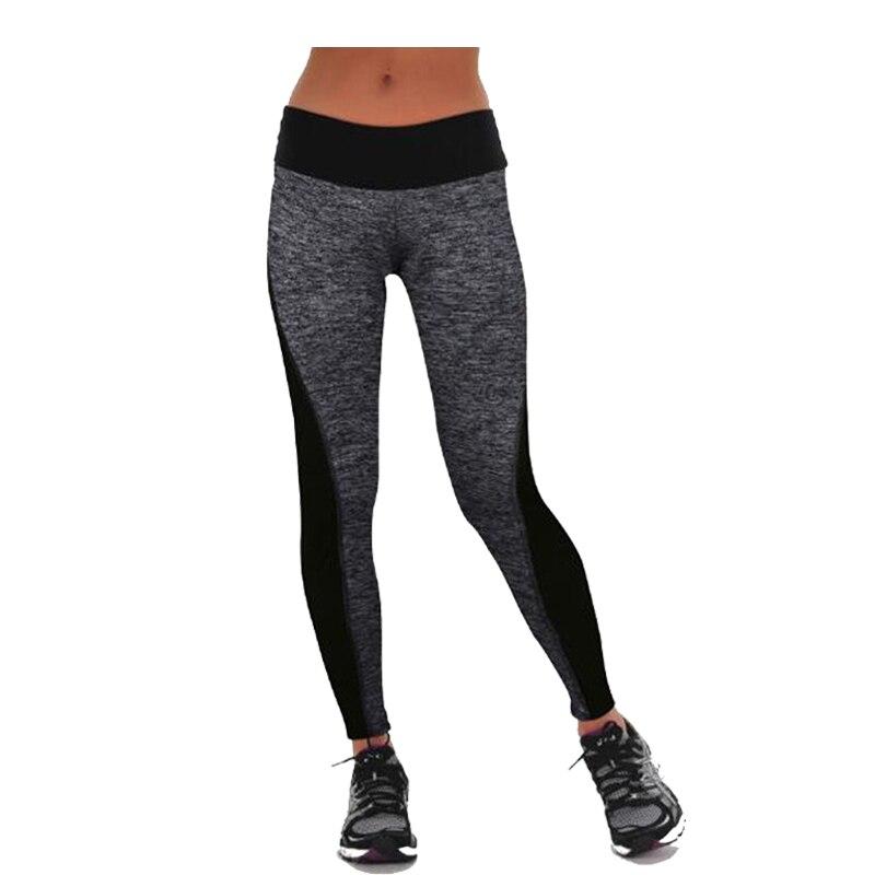 f7b11b72d58e3 Black And Gray Leggings - Noisey Clothing
