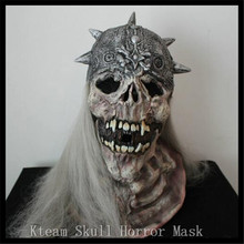 Halloween Party Cosplay Zombie Scary mask Halloween Horror Ghost Mask Halloween Cosplay costumes Horror Skull mask in stock
