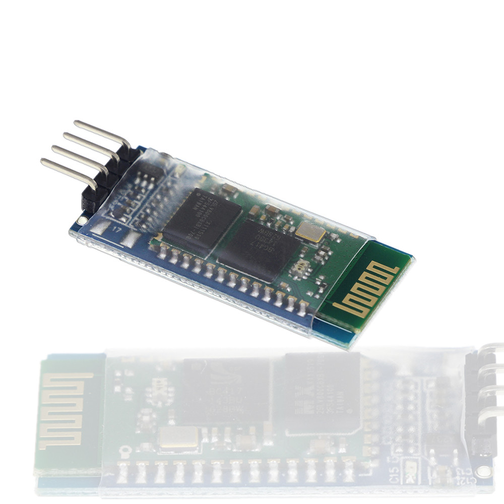 <font><b>HC06</b></font> HC-06 Bluetooth Serial Pass-through Module Wireless Serial Communication for <font><b>arduino</b></font> DIY Kit Smart Car / Robot image