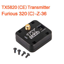 Original Walkera Furious 320 RC Drone Spare Parts TX5820(CE) Transmitter Furious 320(C)-Z-36