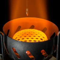 Fire Maple FWS 02 Flame Windproof Outdoor Camping Picnic Ultra Light Split Tank Furnace Gas Stove