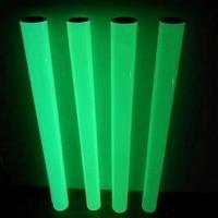 Storage Luminescent Film PVC/PET Night Glowing Self adhesive Film