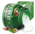 moisturizing whitening cream printed acne capillarie repair snail cream makeup 2 pcs/lot free shipping