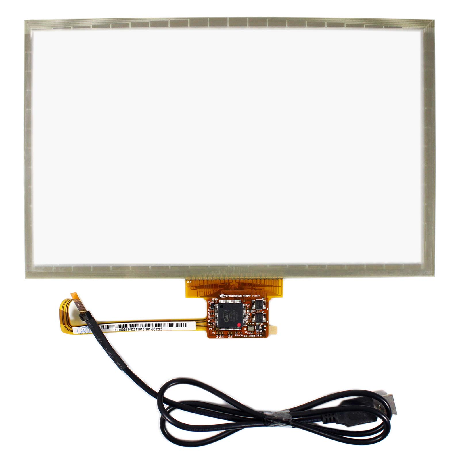 10 2 Capacitive Touch Panel Size 235mm x 145 8mm VS102TP A3 Muti Touch Screen