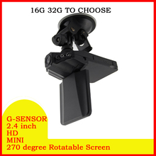 Car DVR Car camera Auto camera 2.5″ TFT  6 pieces IR LED Night Vision 270 degree rotatable screen