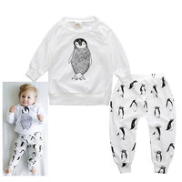 Toddler Boutique Clothing Set Long Sleeve Kids Tracksuit Boy Garment Baby Casual Suit Infant Trendy Clothes