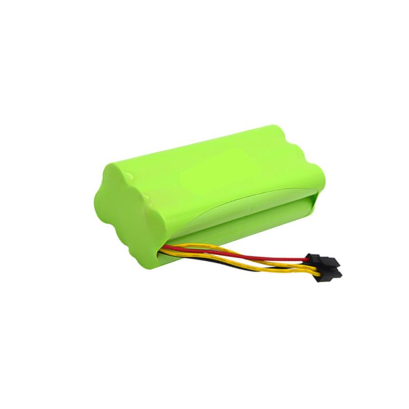 Robot Vacuum Cleaner 2500mAh Battery Pack for midea VCR01 VCR12 Robotic Vacuum Cleaner Battery Parts Accessories