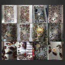 5PCS/SET Cockroach House Cockroach Trap Repellent Killing Bait Strong Sticky Catcher Traps  DA