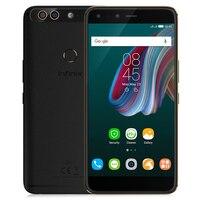 Infinix Cero 5 Pro 5.98 Pulgadas X603B Global 4G Smartphone Phablet Android 7.0 Helio P25 Octa Core 6 GB + 128 GB Dual Trasera cámaras