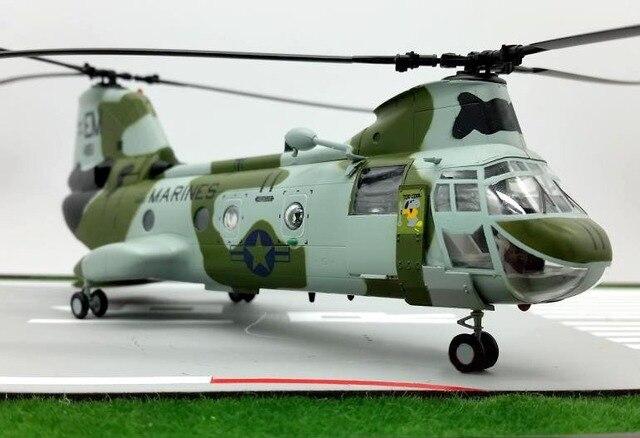 TRUMPETER 1:72 American navy CH 64F sea Knight transport
