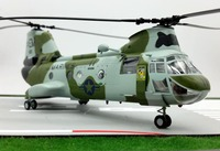 TRUMPETER 1 72 American Navy CH 64F Sea Knight Transport Helicopter Model Camo 37003 Collection Model
