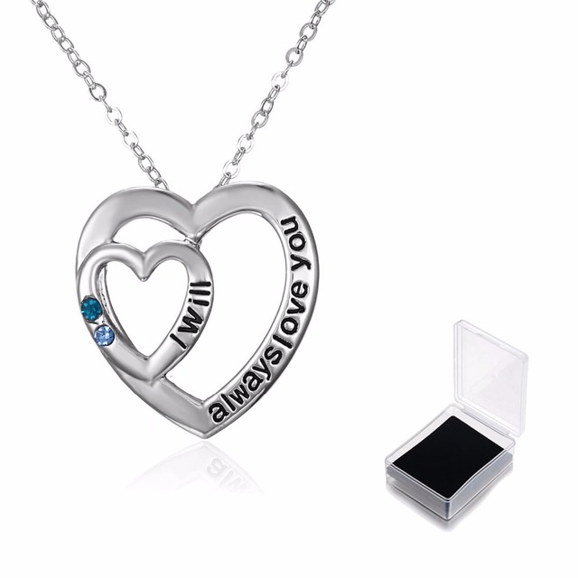 day sell jewelry for ring accessories valentines s pendant fashion necklace couple valentine lover gift