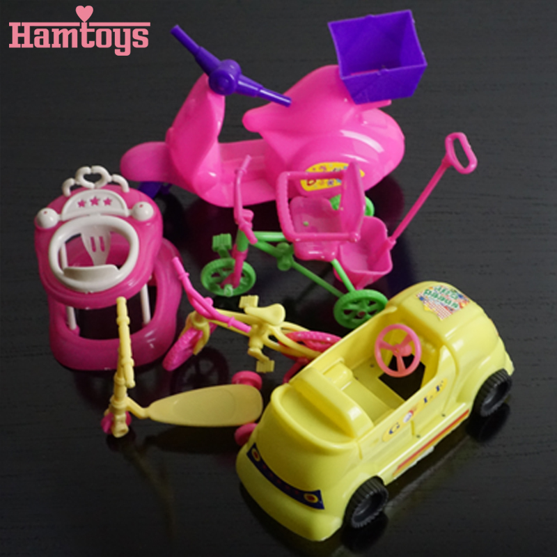 2016 New  Arrival1 pcs/lot Doll Automotive Accesories For Barbie Dolls/Monster Hight Dolls for Child Lady Cute Toys #T03011