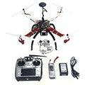 F02192-R 4-осевой Самолет Квадрокоптер Вертолет RTF F450-V2 Рамка GPS APM2.8 Антенны FPV PTZ AT10 TX Батареи