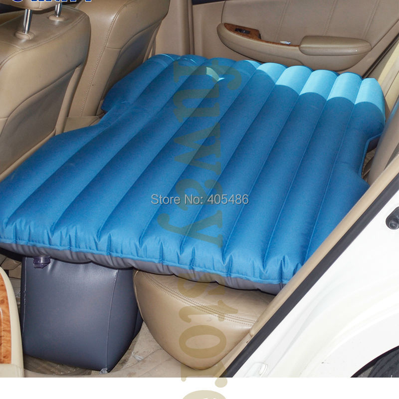 Oxford Fabric Material Car Back Seat Inflatable Air