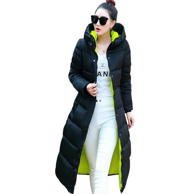 2016 new design winter 2016 New Autumn Winter Coat Design Thick Padded Cotton Plus Size Slim Jacket Hooded Zipper PW1004